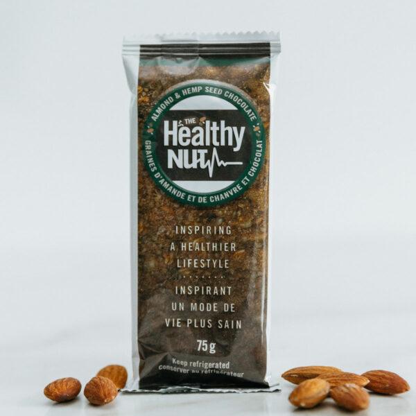 almond hemp chocolate
